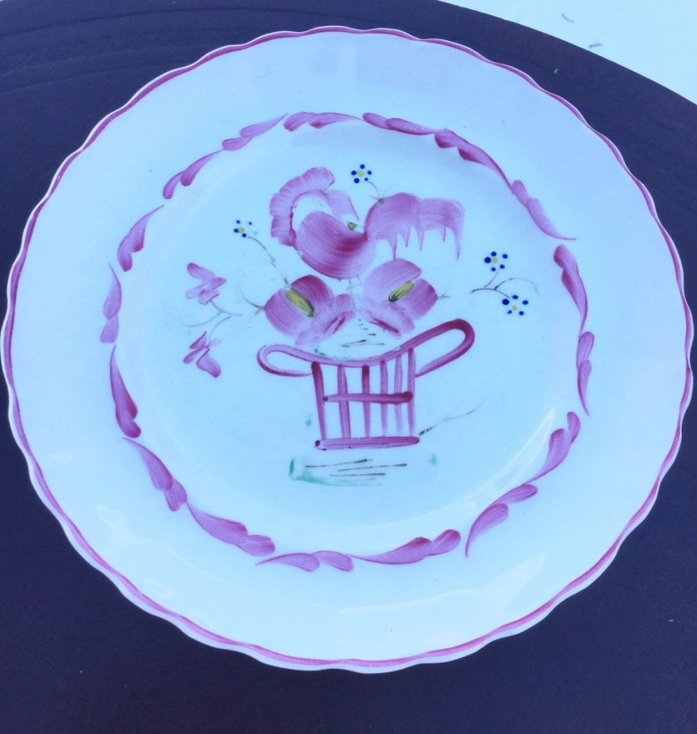 Vintage Collectible Plate...
