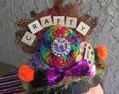 Affirmation Art Crown - C...