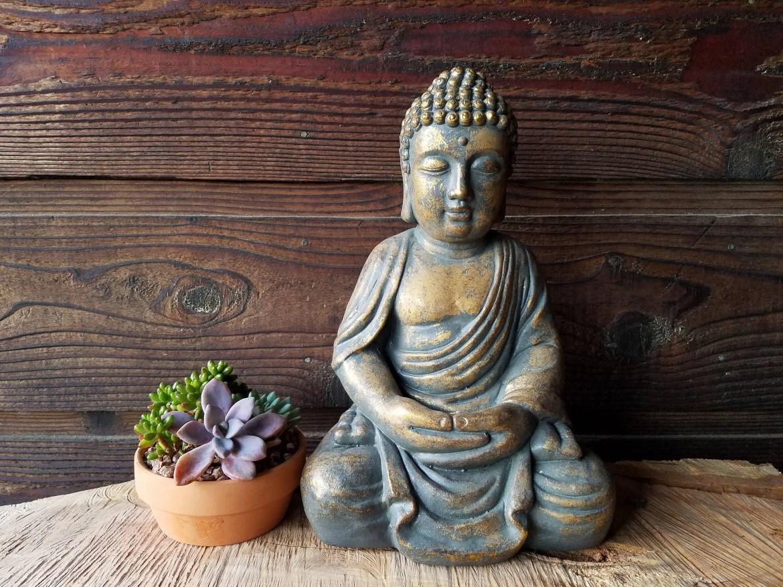 LARGE *Sitting Buddha Sta...