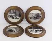 Vintage car photographs, ...