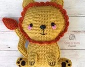 Ragdoll Lion Crochet Patt...