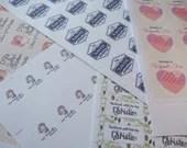 Single Sheet Custom Fabri...