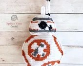BB-8 Crochet Pattern...