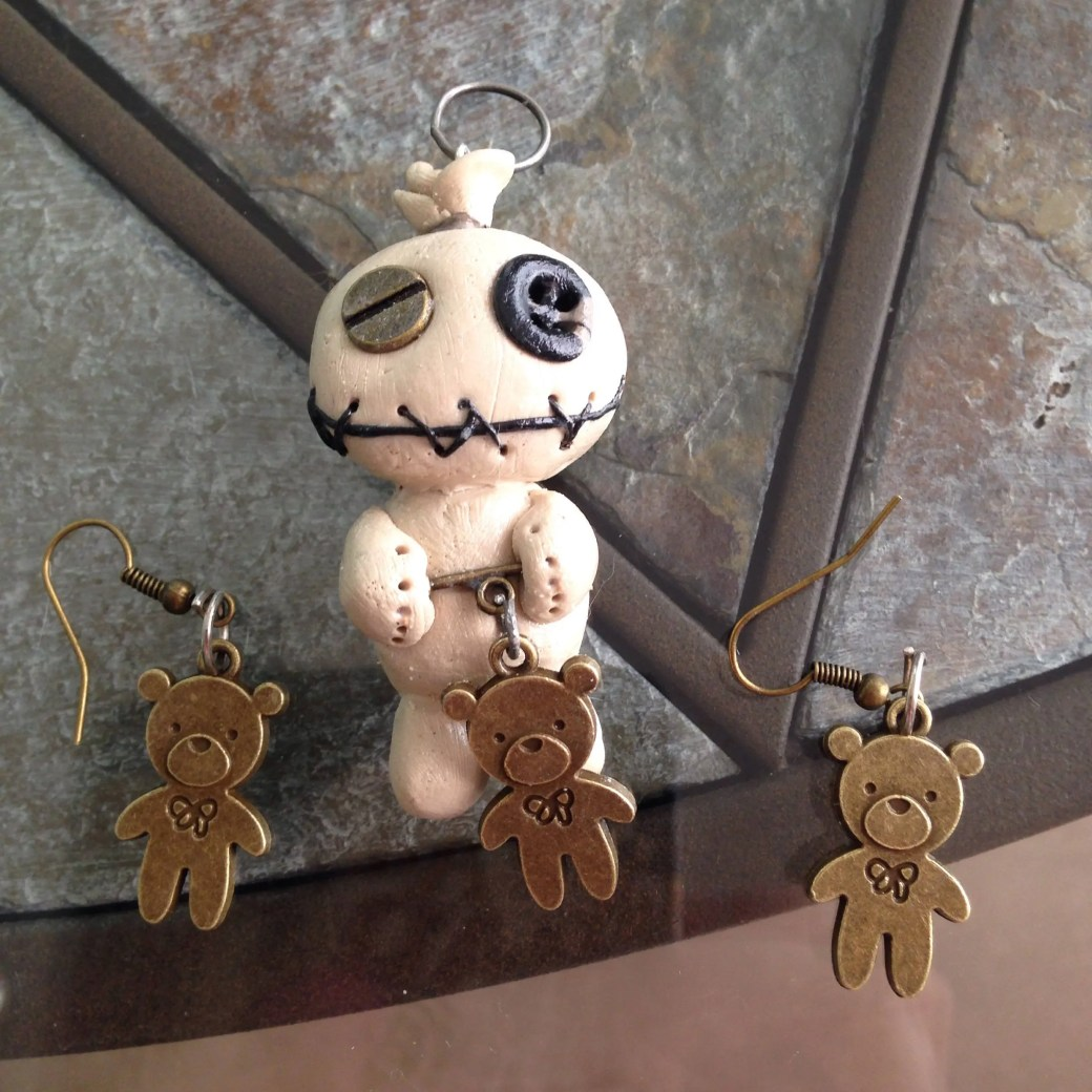 Sew Cute! Voodoo Doll Jew...