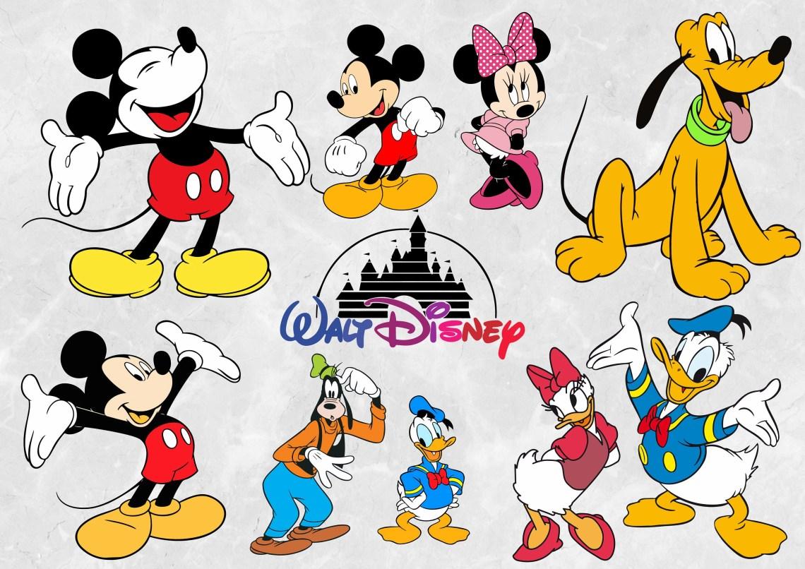 Download Disney ClipArts Disney Svg Cartoon SVG Files Disney