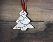 Ceramic Tree Ornament –...
