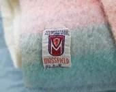 Vintage Mossfield blanket...