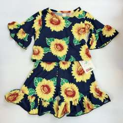 c75a5d1e7 Sunflower Baby Girl Outfits | Gardening: Flower and Vegetables