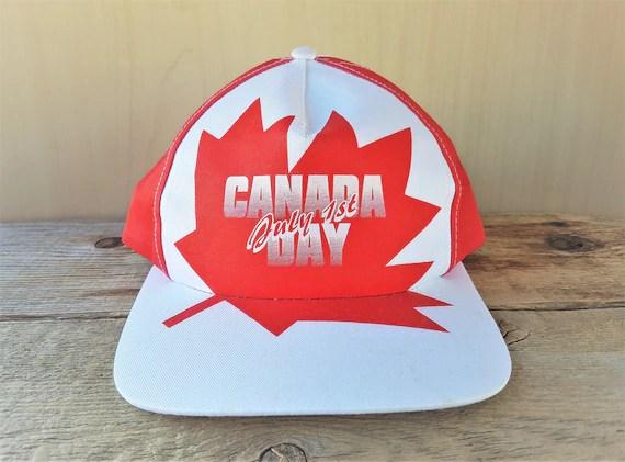 Canada Day July 1st Cap by HatsForward