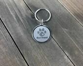Best friend dog tag • B...