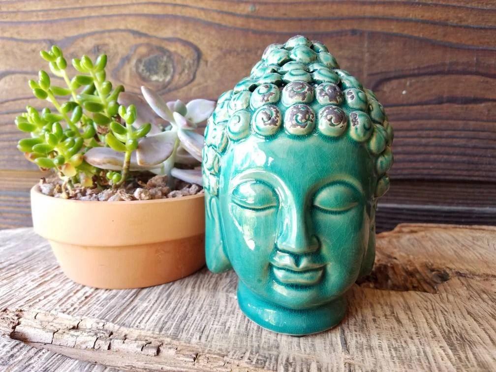 Small Turquoise *Buddha H...