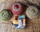 7 Chakra Natural Stone/Cr...