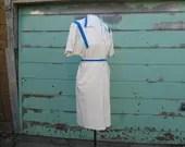 1970-1980s pure silk powe...