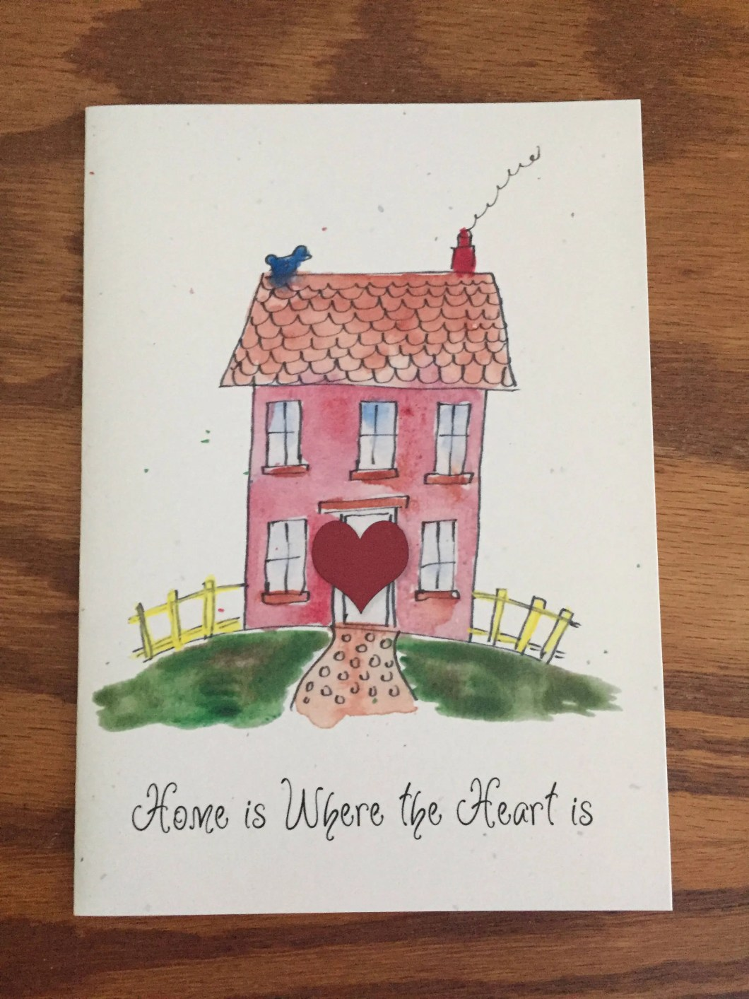 Home is where the heart i...