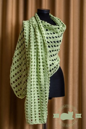 Easy Crochet Shawl Pattern Beginner Crochet Pattern Shawl