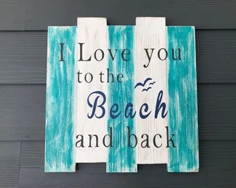 Download Beach signs | Etsy