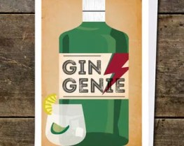 Image result for genie in alcohol bottle