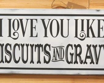 Download Biscuits and gravy   Etsy