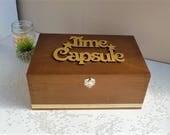 Memory Box, Time Capsule,...