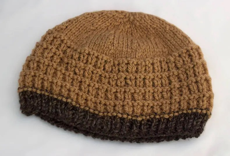 Beanie Hat - Hand knitted...