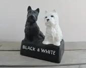 Black and White Scotch Wh...