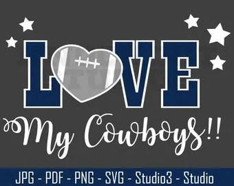 Download Dallas cowboy png | Etsy