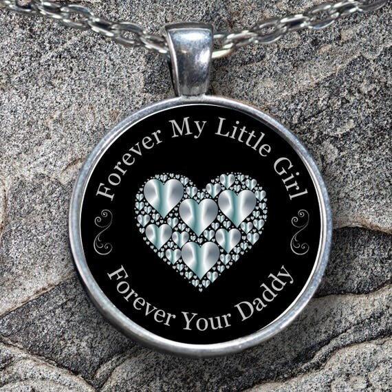 Father daughter jewelry the best daughter of 2018 2016 gift 3pcs family groups jewelry father and mother i love u mozeypictures Choice Image