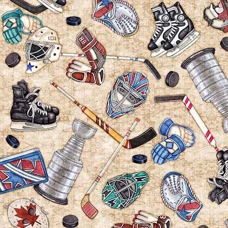 Hockey Fabric, Hockey Equ...