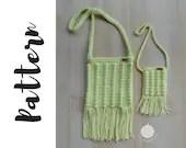 Crochet Purse Pattern, Cr...