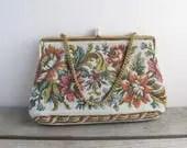 Needlepoint purse by Verd...