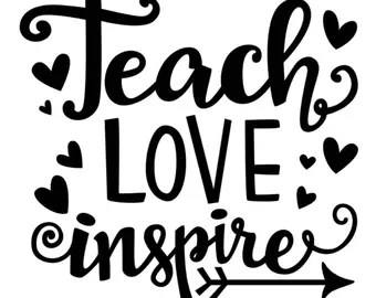 Download Inspire decal   Etsy