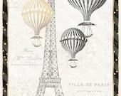 Paris, Eiffel Tower, Hot ...