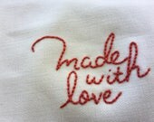 Made With Love // Cursive...