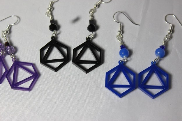 D8 Earrings