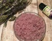 Purple Sugar Scrub, Sugar...