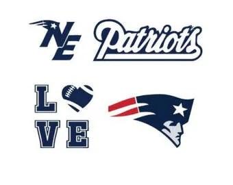 Download Patriots logo | Etsy