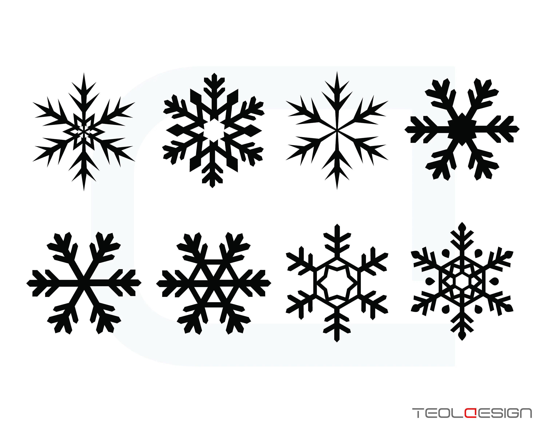 Eps Svg Snowflake Svg Snowflake Clipart Snowflake