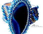 Blue dream bracelet - Allamej