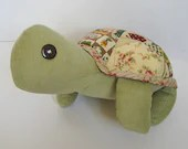 Patch the Patchwork Turtle toy sewing pattern pdf