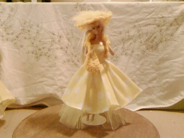New Handmade clothes for Barbie Doll Designed and made by nannycheryl   879 x 82