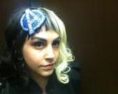 Avengers Logo Marvel Comics Glitter Headband - douloux