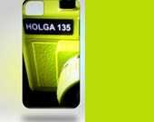 iPhone 4 Case: Holga 135  Camera Lime green - Gallery32Photography
