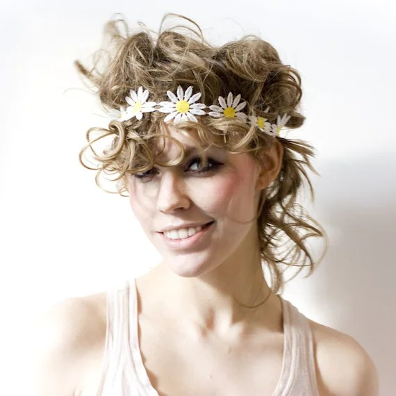 Tinkerbell Daisie crown (lace headband)