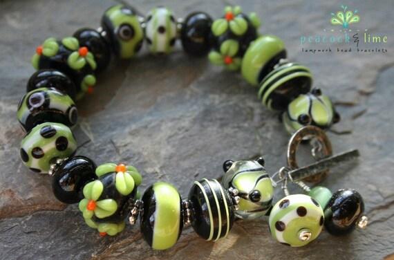 black eyed pea bracelet