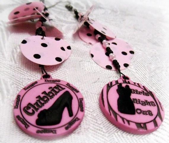 Girl's Night Out Earrings - $4.95