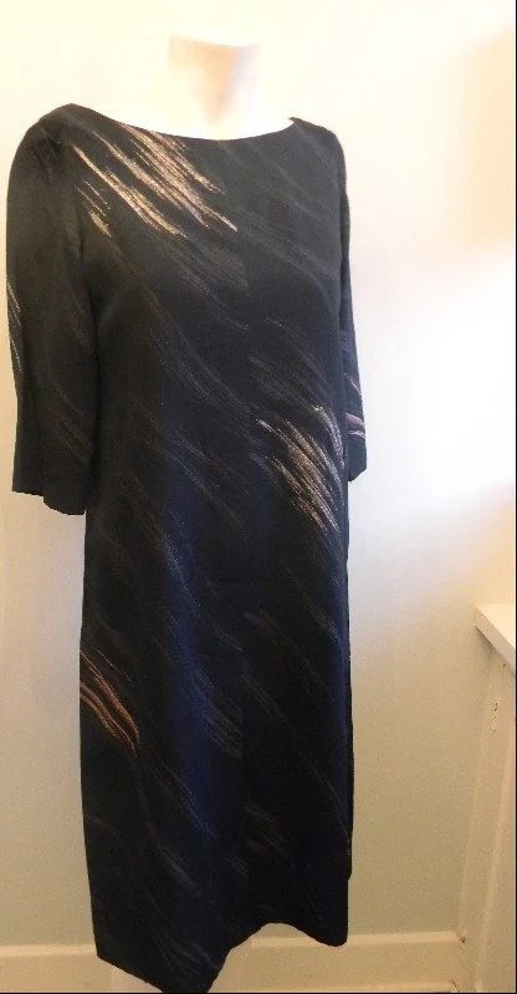 RESERVED for basiccravings ///////// vintage. 60s SPARKLY Cocktail Dress