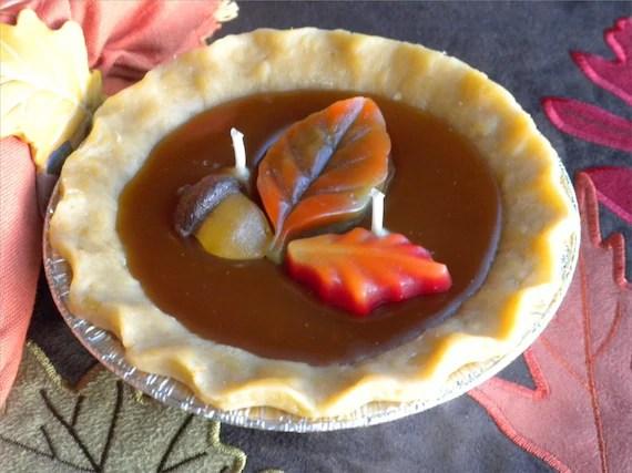 Spiced Pumpkin Pie Candle