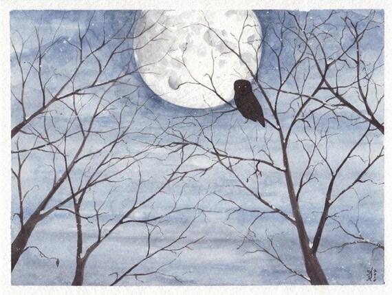 Winter Moon's Guardian