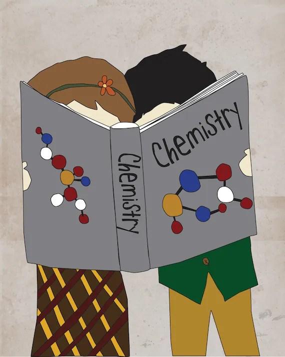 Their Chemistry