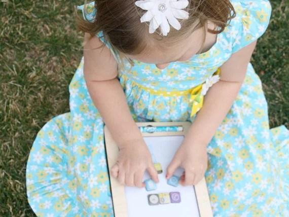 anaPad - tableta de madera creativos de los niños